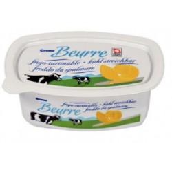 Barquette de beurre...