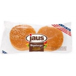 Jaus pain megaburger 4 pc