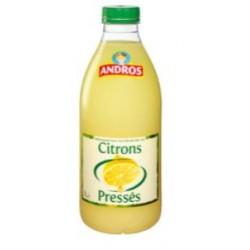 Andros jus de citrons...