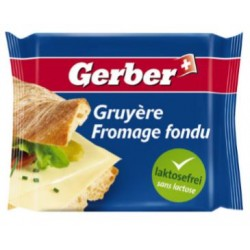 Gerber tranches gruyère