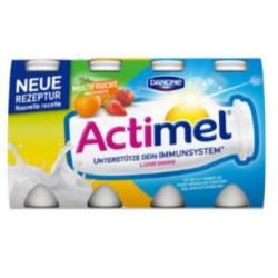 Actimel multifruit 8x100gr