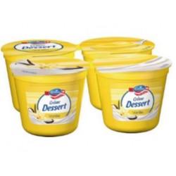 Emmi crème vanille 4x125g