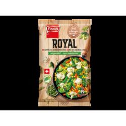 Findus Légumes Mix Royal 600g