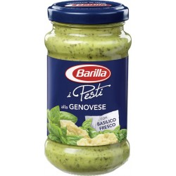 Barilla pesto/genov.vert 190 g