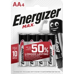 Energizer pile R6 AA 4 pc