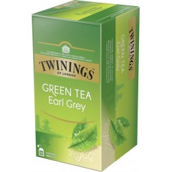 Twinings pure green 25pc