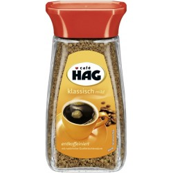 Hag extrait bocal 100 g