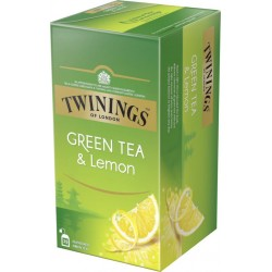Twinings green tea 25pc