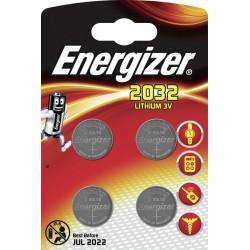 Energizer pile bouton 2032...