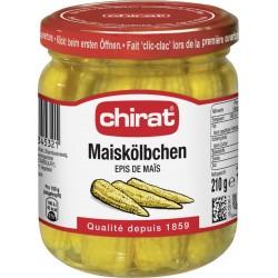 Chirat épis de maïs 1/4 210 g