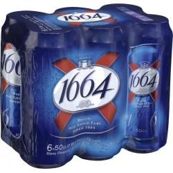 1664 boîte 6x50 cl