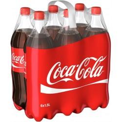 Coca-Cola 6x 1.5 L