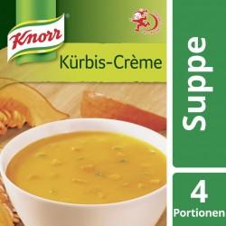 Knorr crème de courges 4p 78 g
