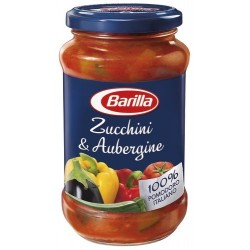 Barilla sauce zucchini 400 g