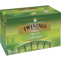 Twinings green t.select. 25 pc