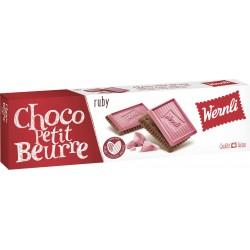 Wernli choco petit beurre ruby