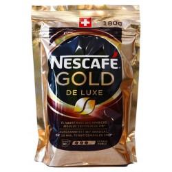 Nescafé Gold de Luxe Refil...