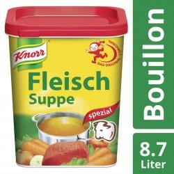 Knorr bouillon de boeuf...