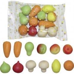 Massepain fruit légume 100 g