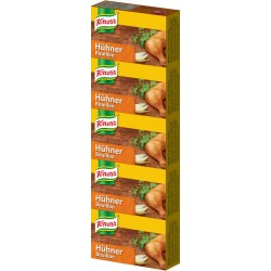 Knorr bouillon poule 5x22 g