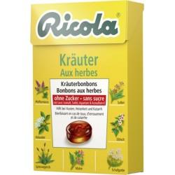 Ricola aux herbes s/s box 50 g