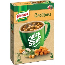 Knorr QSK croûtons 3 p. 34 g