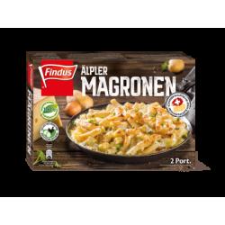 Findus Älper Macaroni 600g