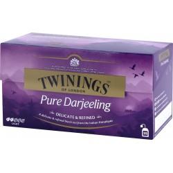 Twinings darjeeling 25x2gr
