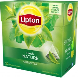 Lipton Green nature 20 pc