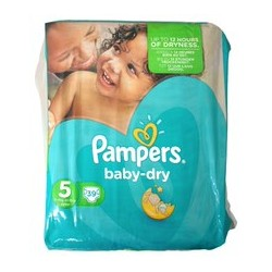 Pampers baby dry junior gr. 5