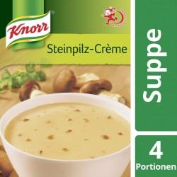 Knorr crème bolets 4port. 66 g