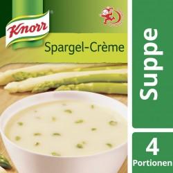 Knorr crème d'asperges 4p 65 g