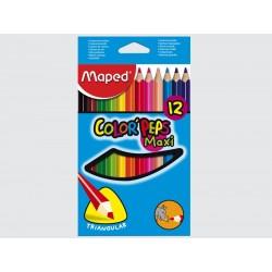 Crayon de couleur 12pc