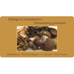 Val-Food mélange champigons...