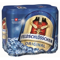 Feldschlösschen boîte 6x50 cl