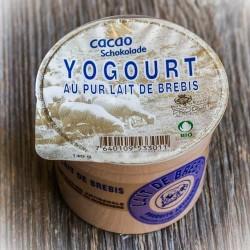 yog. de brebis bio cacao 140gr