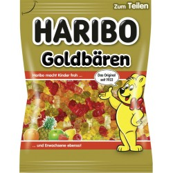 Haribo ours d'or sa. 100 g