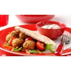 Falafel balls 8 pc végétarien