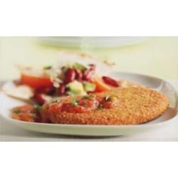 Escalope 2pc végétarien