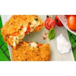 Carré italiano 2pc végétarien