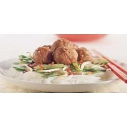 Boulette 12 pc végétarien