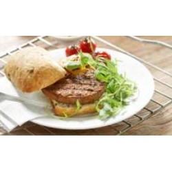 Filet burger 2pc végétarien