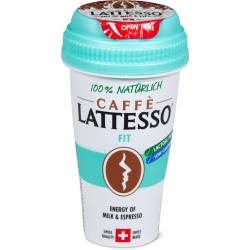 Caffe Lattesso Fit 250ml