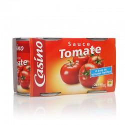 Casino sauce tomate 2x190gr