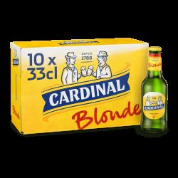 Cardinal blonde 10x33 cl