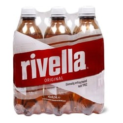 Rivella rouge 6x50 cl