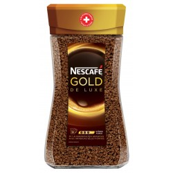 Nescafé Gold de Luxe bocal...