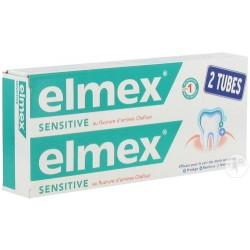 Elmex duo sensitive 2x75ml