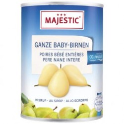**Majestic poire baby 420 g