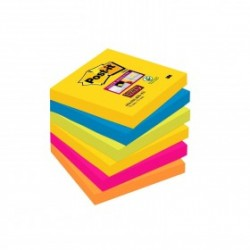 **post-it couleur 3x100pc